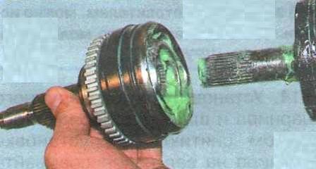 Ремонт приводов Chevrolet Aveo