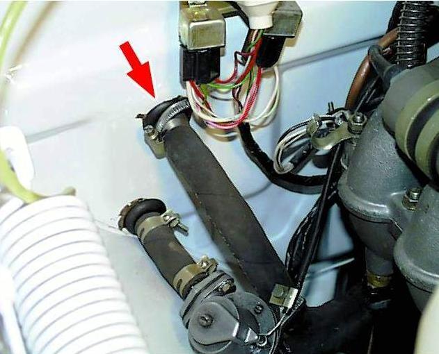 Электросхема газ 3110 змз 406 383