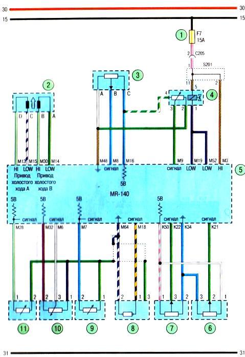 Схема 3а.