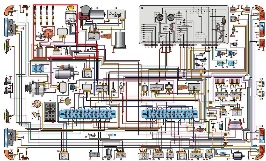 Двигатель ЗМЗ-402 отличается