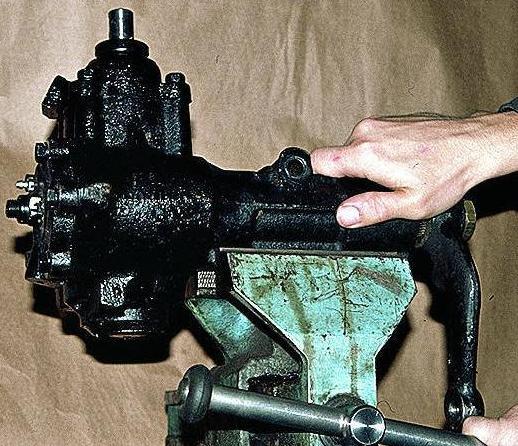 Ремонт гидроусилителя руля 3110 своими руками 416