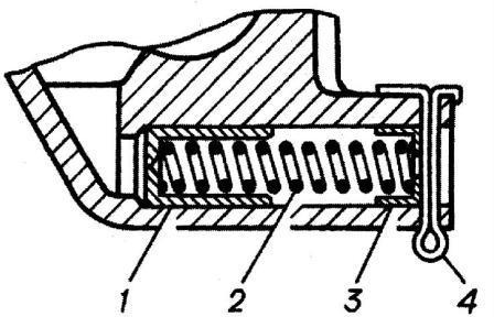 Редукционный клапан ЗМЗ-402