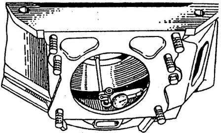 Сборку двигателя ЗМЗ-402