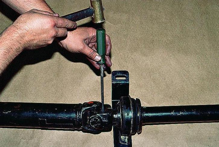 Ремонт кардана газели своими руками 87