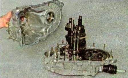 Акпп калина ремонт своими руками 610