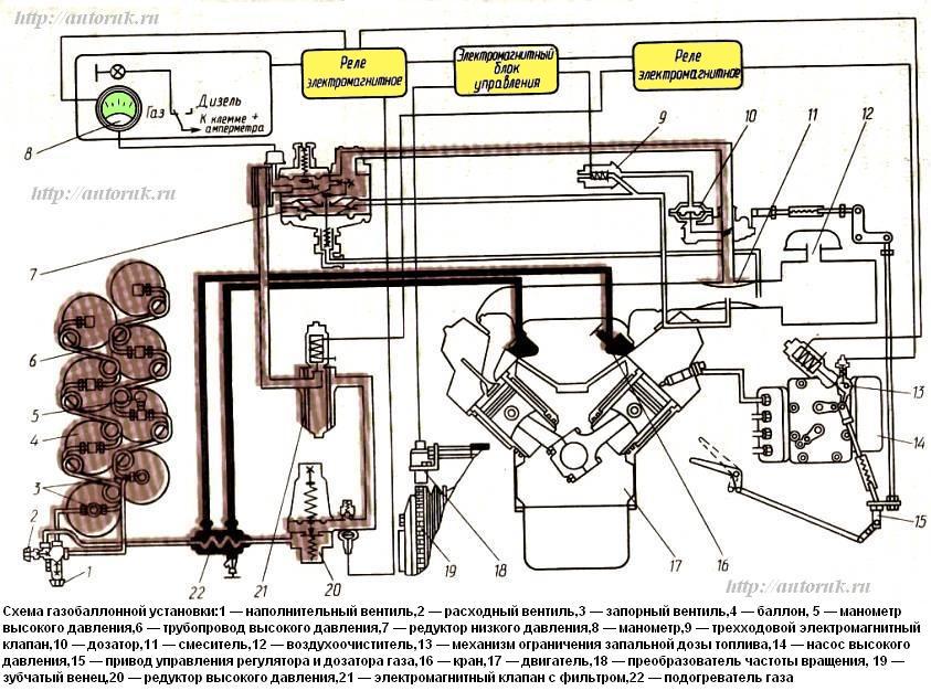 система питания для сжигания жира