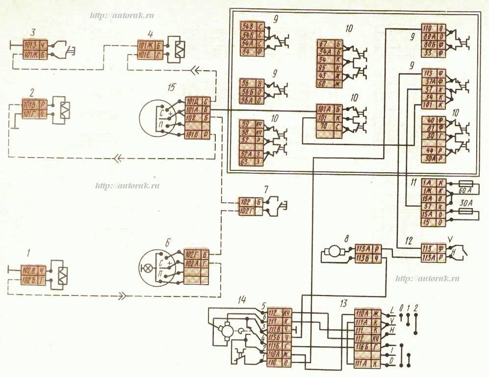 автомобилей КамАЗ-4310