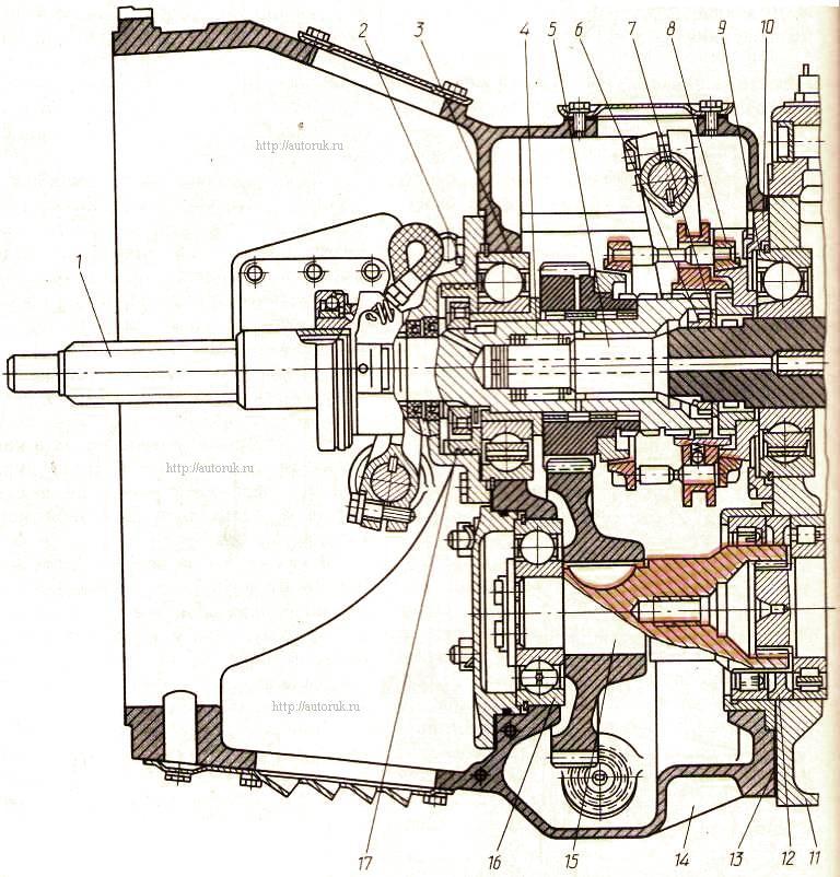 Схема работы делителя камаз   Схемы зарядных устройств: http://adisco.ru/?p=2495