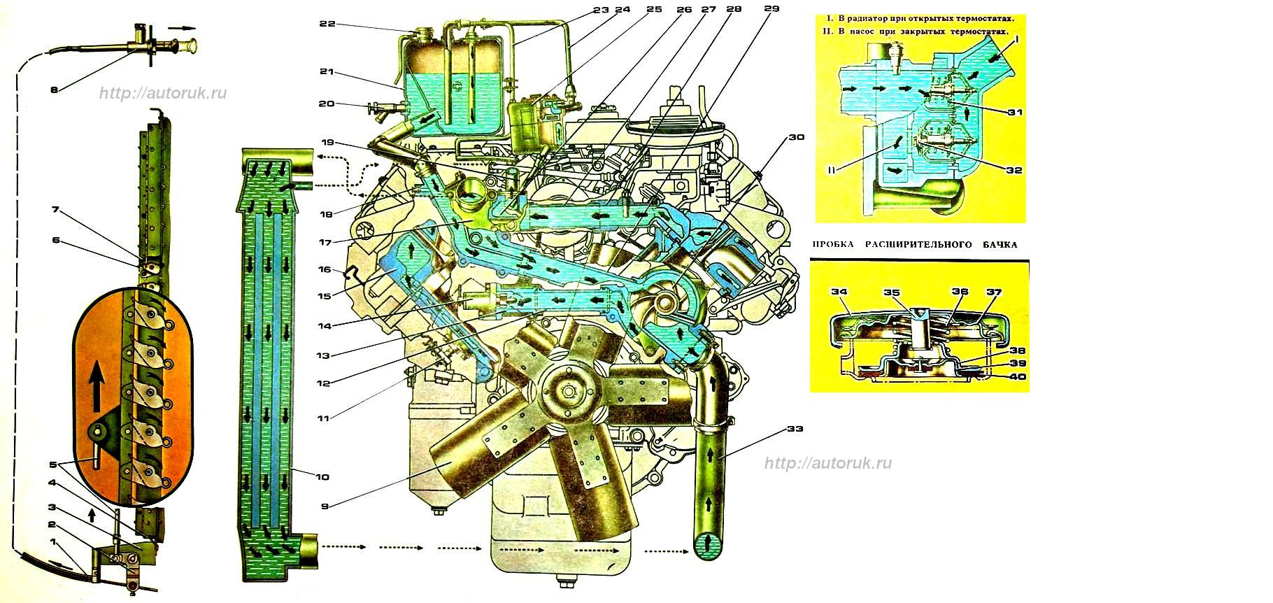 схема замены воздушного фильтра на ваз 2114