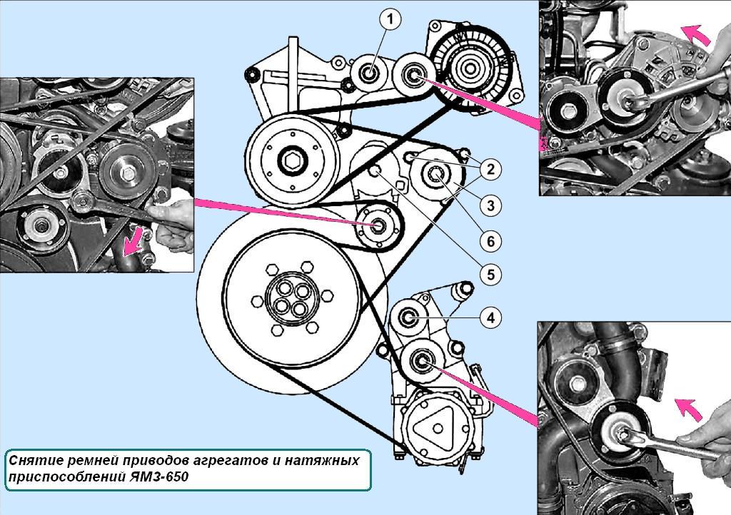 Шевроле нива навесной ремень схема