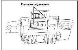 Снятие генератора лансер 10