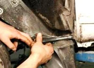 Установка подкрылков на шевроле нива видео