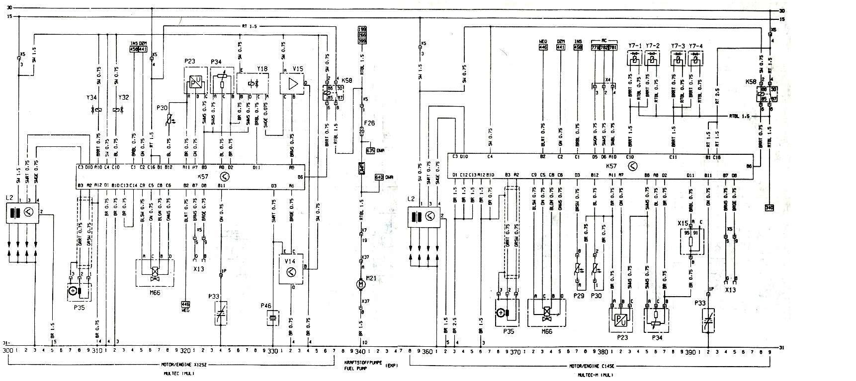 Электрические схемы автомобилей фото описание